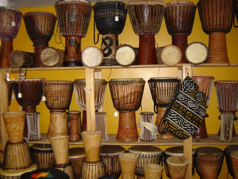 african_drums